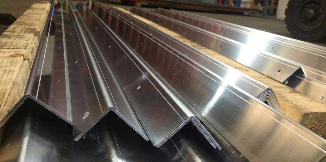 Aluminium Alloy 6061 Angle, Aluminum DIN 3 3211 Angles