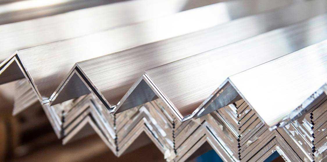 Aluminium Alloy 5754 Angle, Aluminum DIN 3 3535 Angles, Aluminum UNS