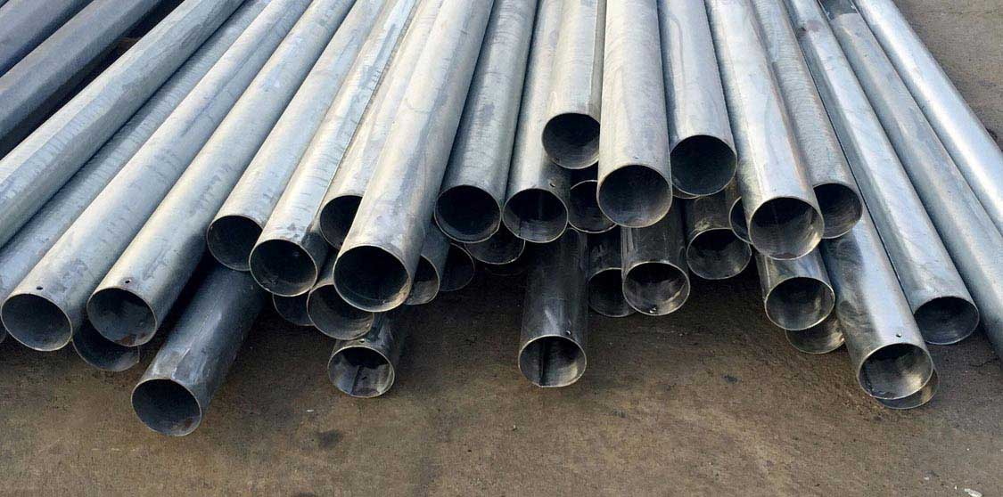 ALUMINIUM HOLLOW ROUND TUBE Pipe  8 Diameters 9 Lengths Available