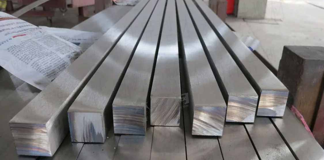 Aluminium Alloy 5052 Square Bar