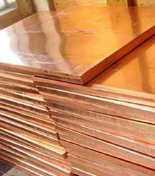 Cupro Nickel Sheets Plates