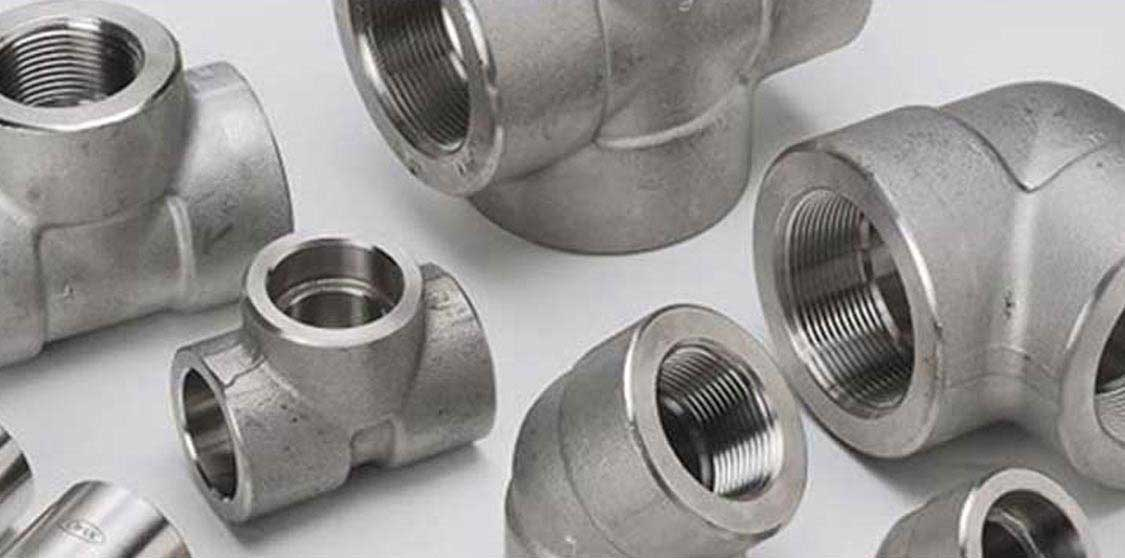 Inconel 718 Forged Fitting