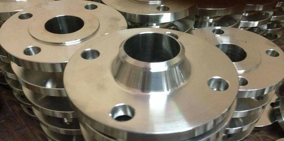 Stainless Steel 317/317L Flanges